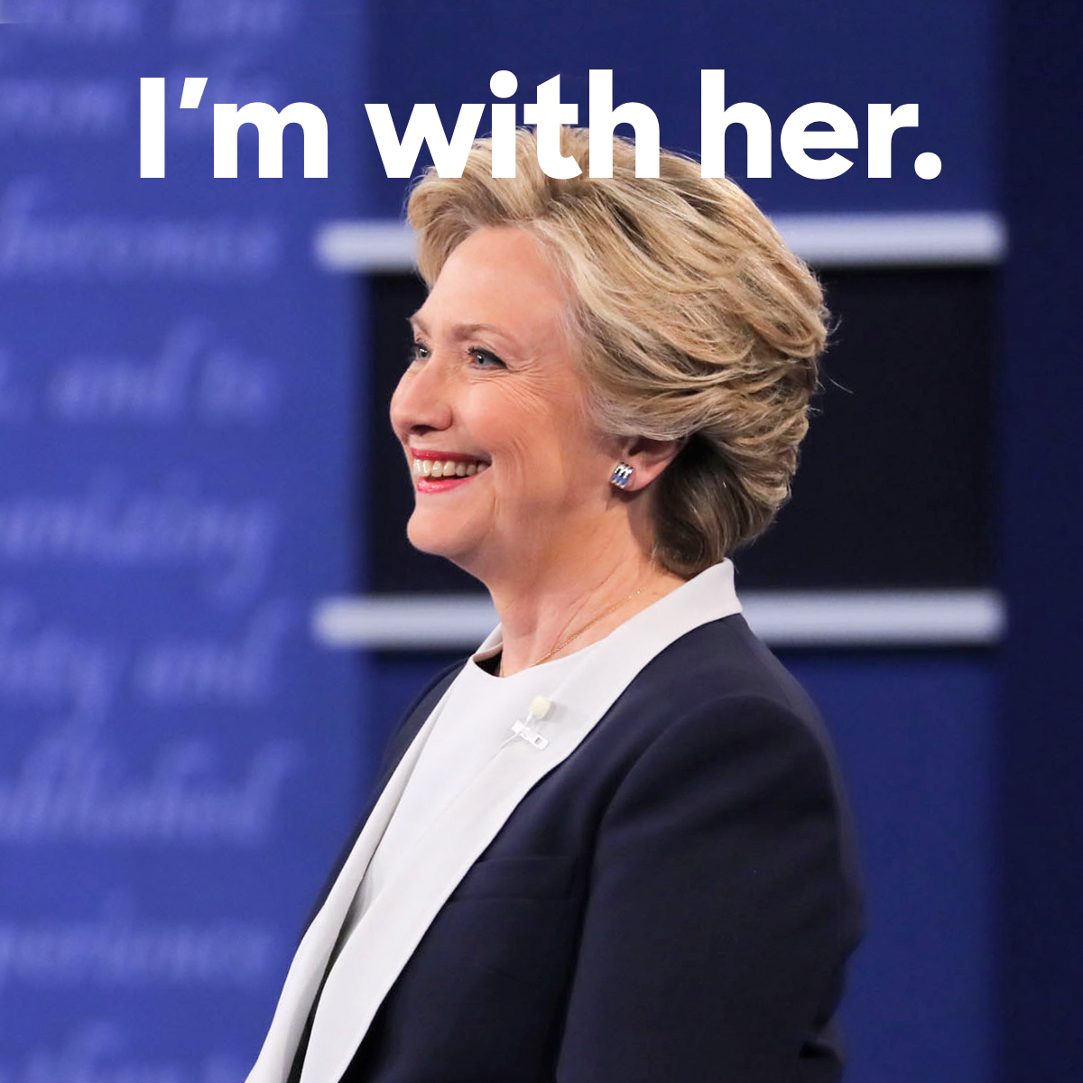 RT this if you're prouder than ever to be on Hillary's team. https://t.co/2m8BhIu29H #DebateNight