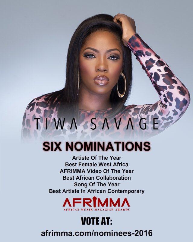 Tiwa Savage on Twitter: