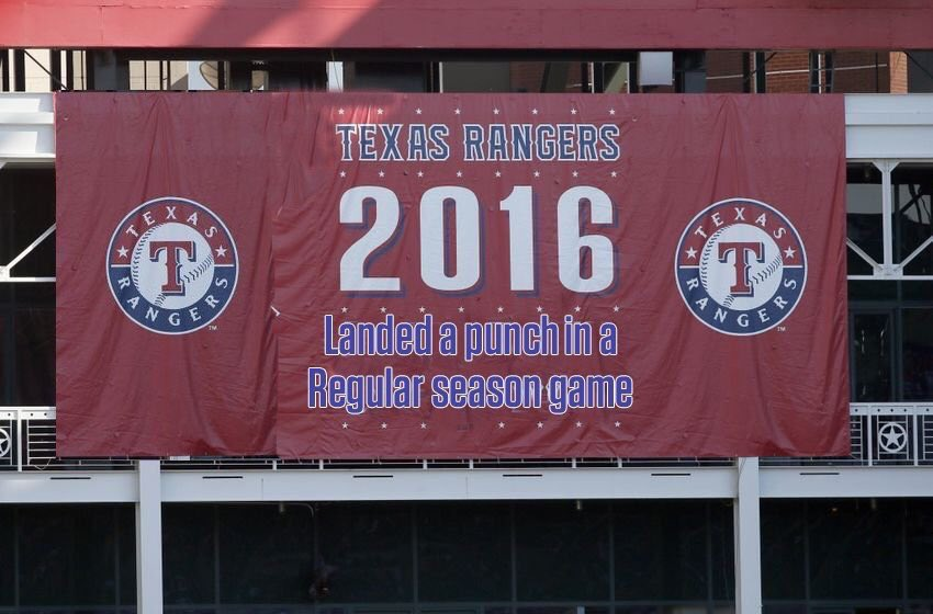 Congrats to the Texas @Rangers https://t.co/bbln2ub7Jc