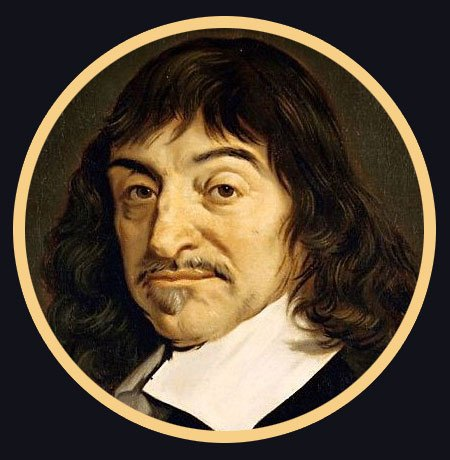 Til renowned french philosopher and mathematician descartes had a fetish for cross