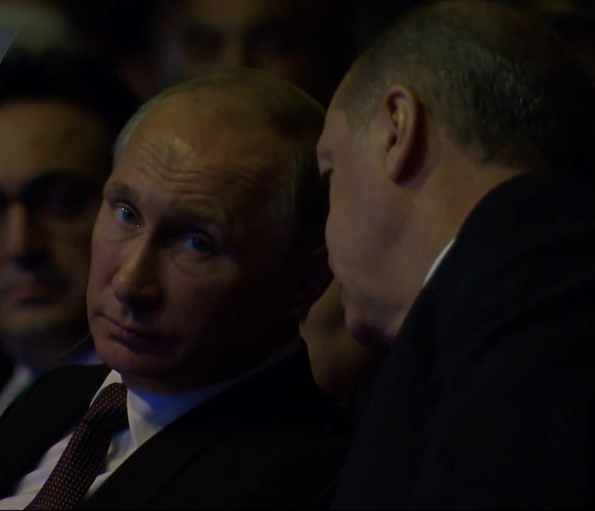 Владимир Путин вТурции встретится сРеджепом Эрдоганом