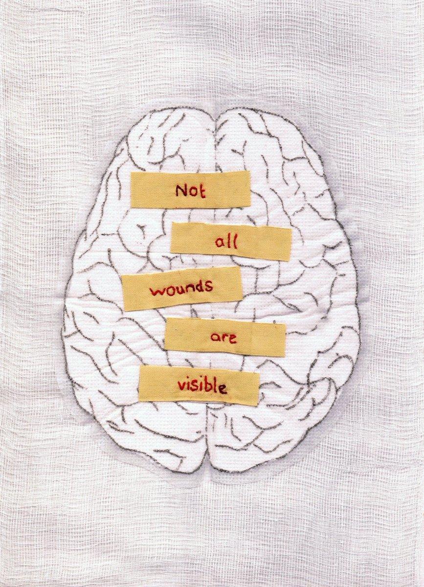 Mental Health Is Important WorldMentalHealthDay WMHD16 Glitch MentalHealthMatters IAmNotAlone Tco Xpby9bzQZE