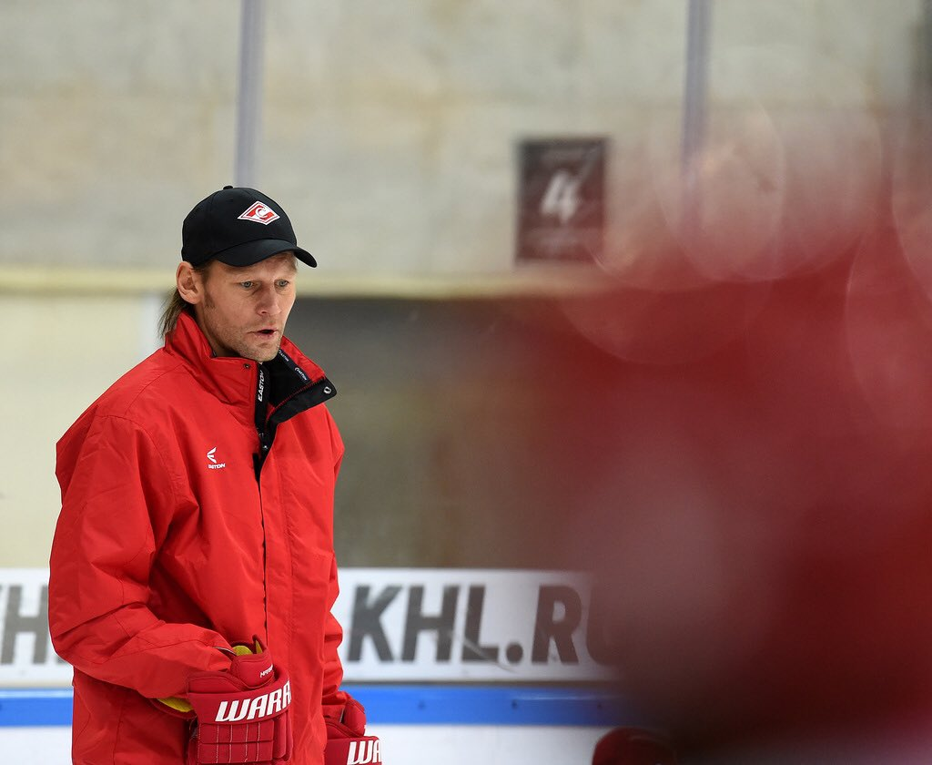 Даниил Марков: Очень не люблю трусость, особенно в хоккее