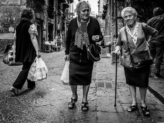 L'Italia si conferma fra i Paesi in cui si vive più a lungo.