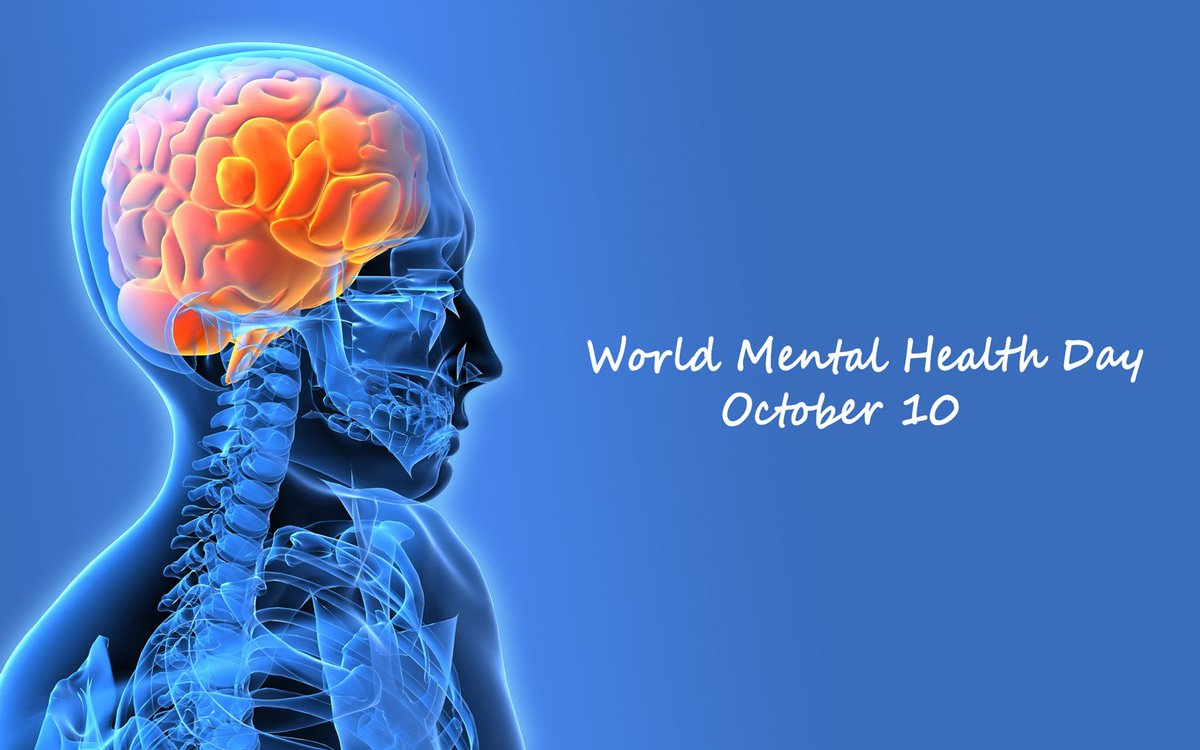 #WorldMentalHealthDay Setiap 10 Oktober Tenyata Hari Kesehatan Mental Sedunia rupanya