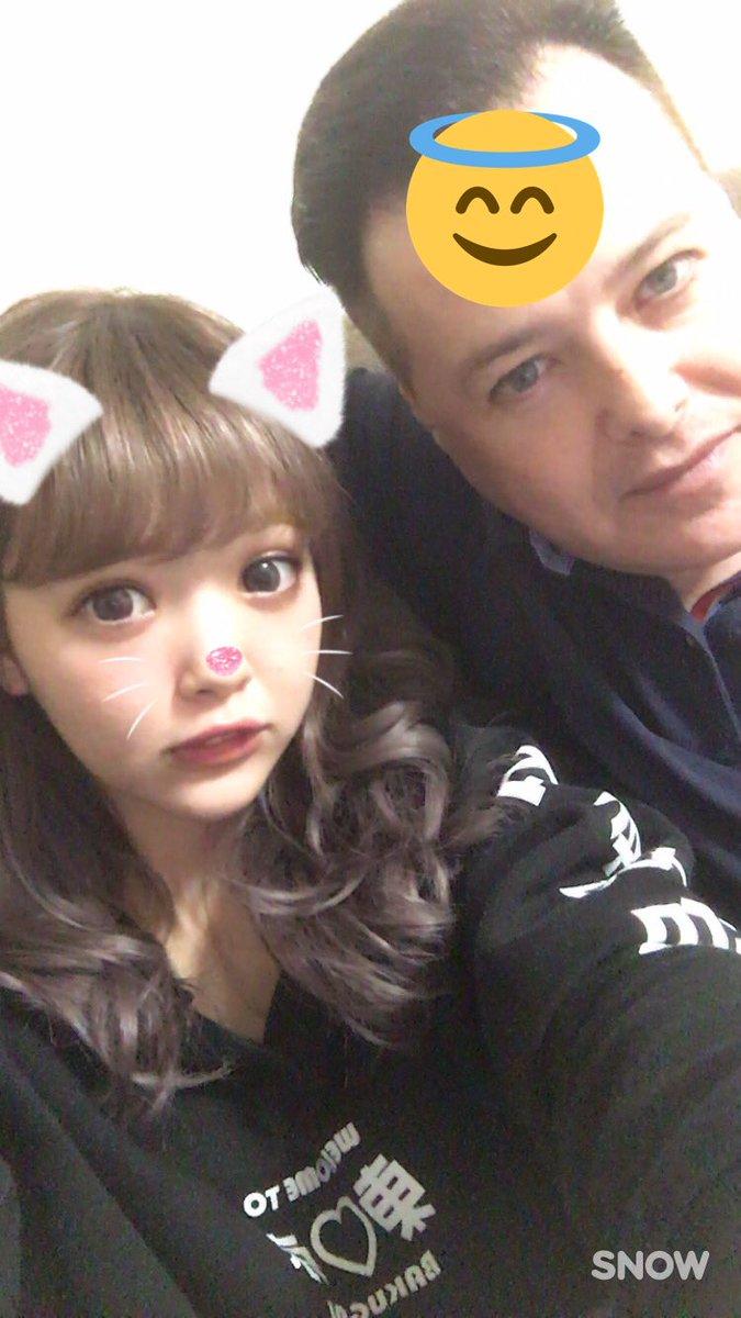 藤田 ニコル(にこるん) on Twitter \u0026quot;実はねお父さんが仕事の用事も含めてまさかのめっちゃ早くまた日本に帰ってきてたの☺  自分のファッションショーもみにきてくれ
