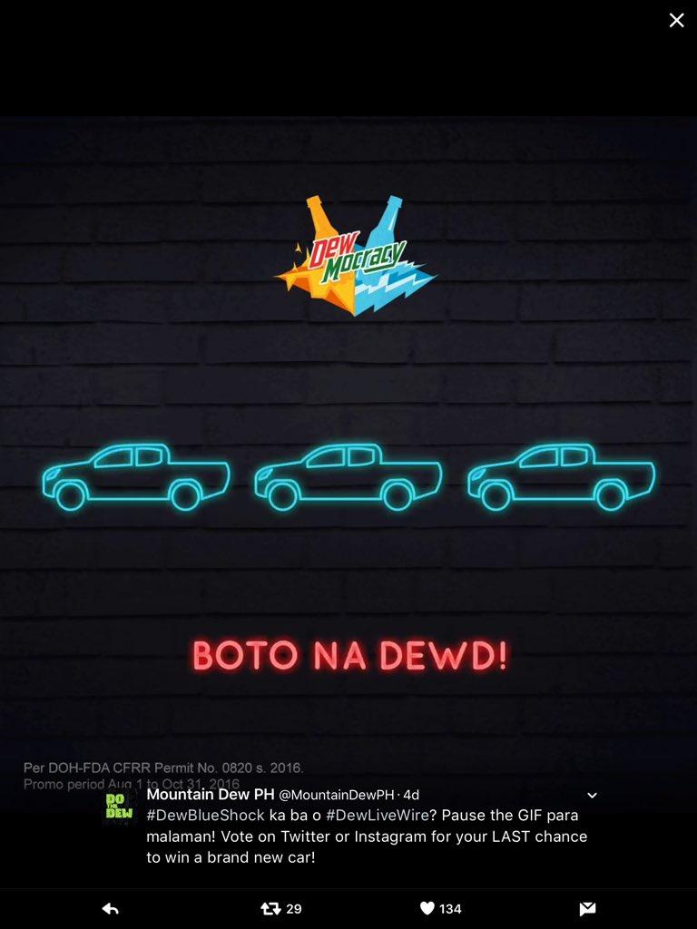mountain dew ph on twitter dewblueshock ka ba o dewlivewire