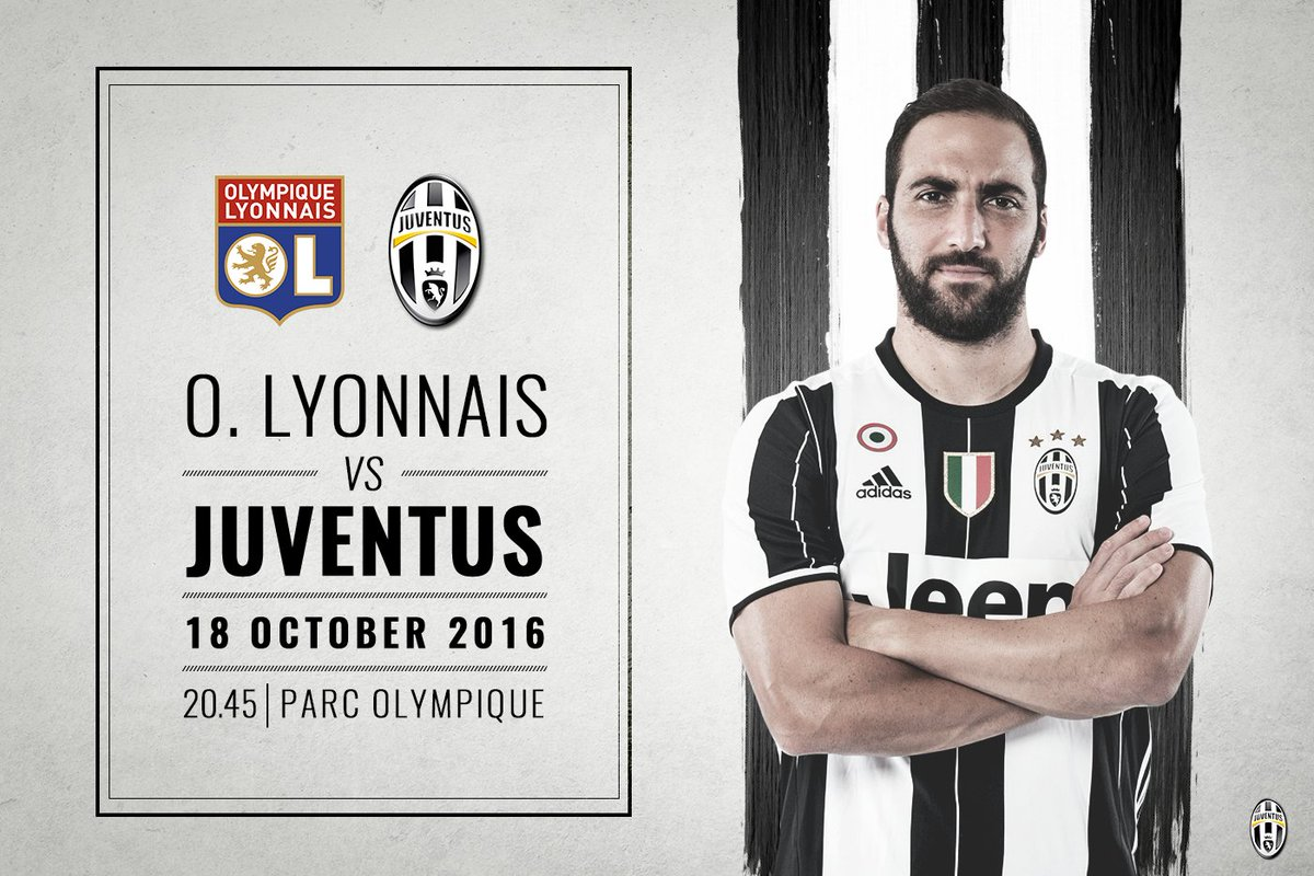 DIRETTA Lione-JUVENTUS streaming gratis su TV YouTube Canale 5