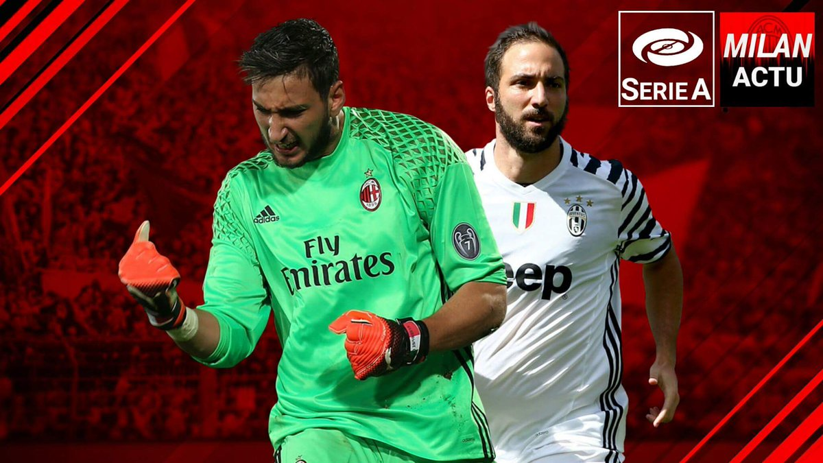 MILAN-JUVENTUS Rojadirecta Streaming, vedere Diretta Gratis con PC Tablet iPhone Video YouTube Periscope 22/10/2016.