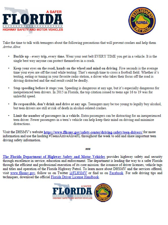 A safer florida highway safety and motor vehicles for Florida highway safety and motor vehicles phone number
