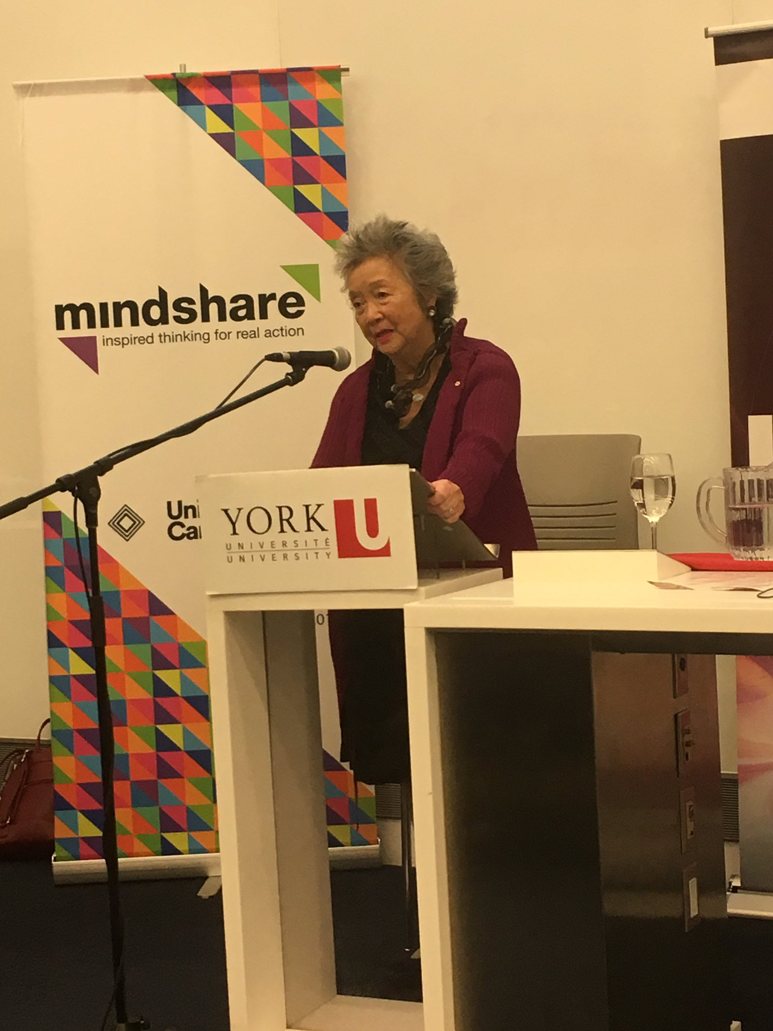 @APClarkson sharing practical suggestions for integration with dignity #Mindshare2016 @yorkuniversity https://t.co/Ob1mnEj4MA