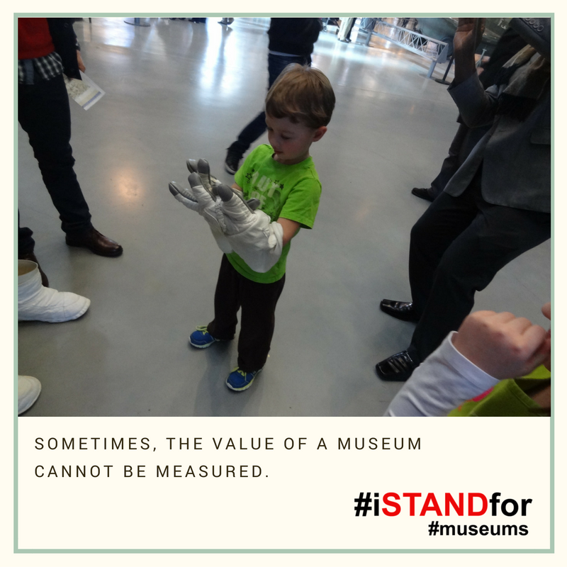 Sometimes, the value of a museum cannot be measured. RT if you agree. #iSTANDfor #museums https://t.co/Ry1B6ur4z3
