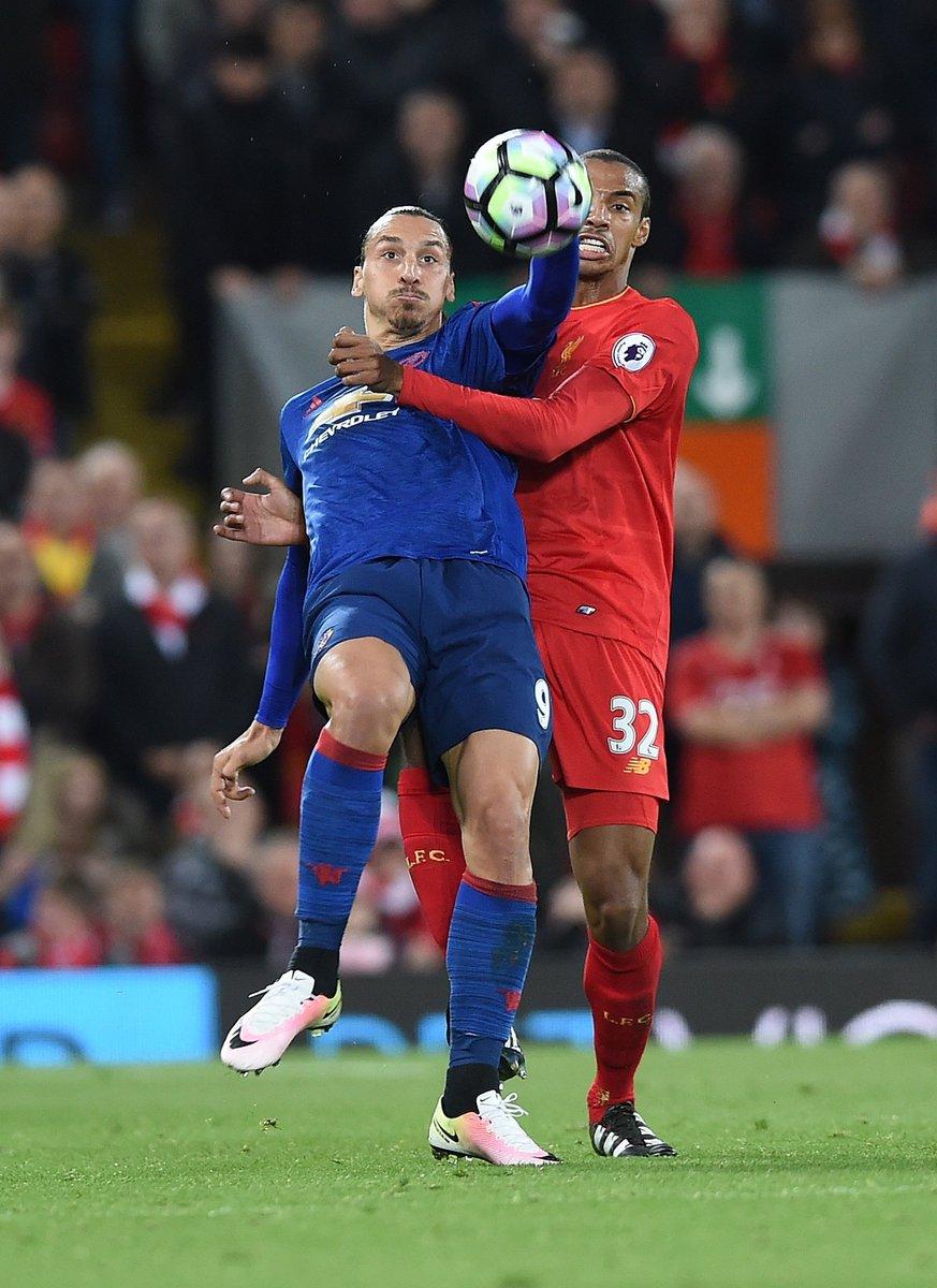 Lances de Liverpool 0x0 Manchester United - Premier League 16-17