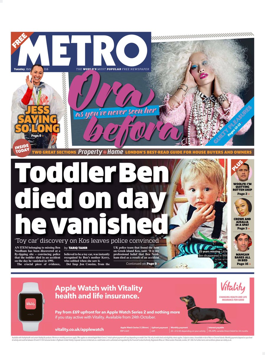 The Mystery of Ben Needham  - Page 32 Cu_xVXqWEAA0rZ5