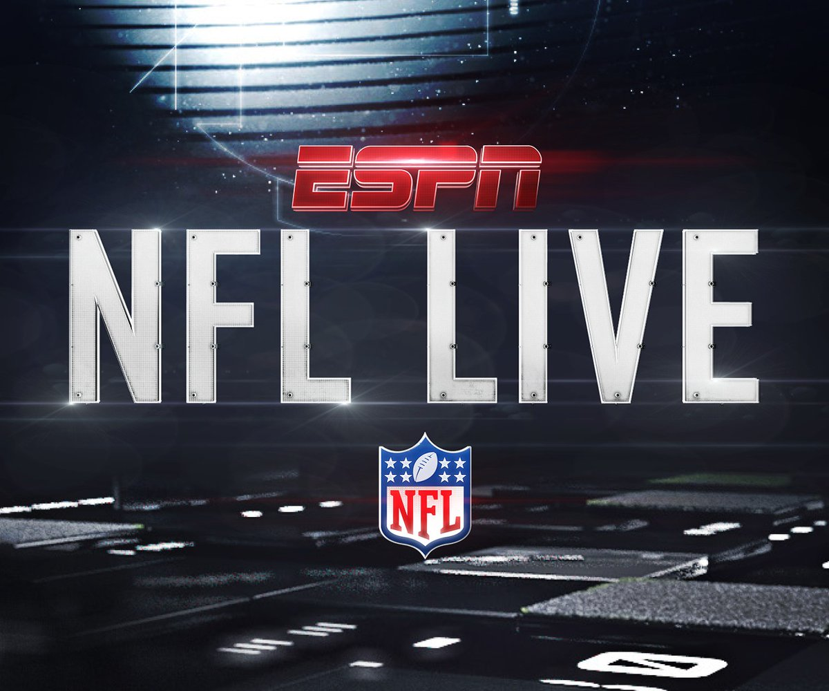 Nfl On Espn On Twitter Nfl Live Starts Now On Espn Watch Https T Co Wbrcnxpdvt