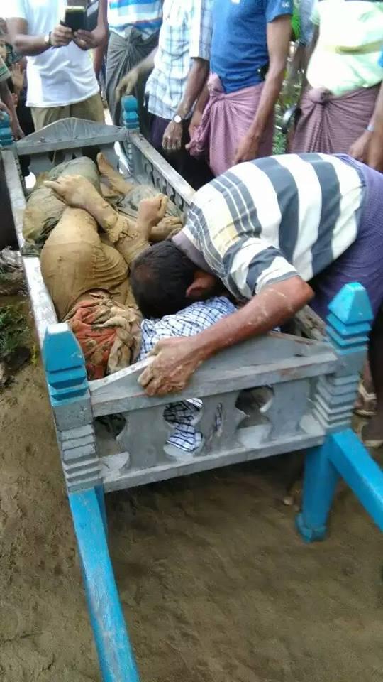 "Ro Nay San Lwin on Twitter: ""3 #Rohingya killed by # ..."