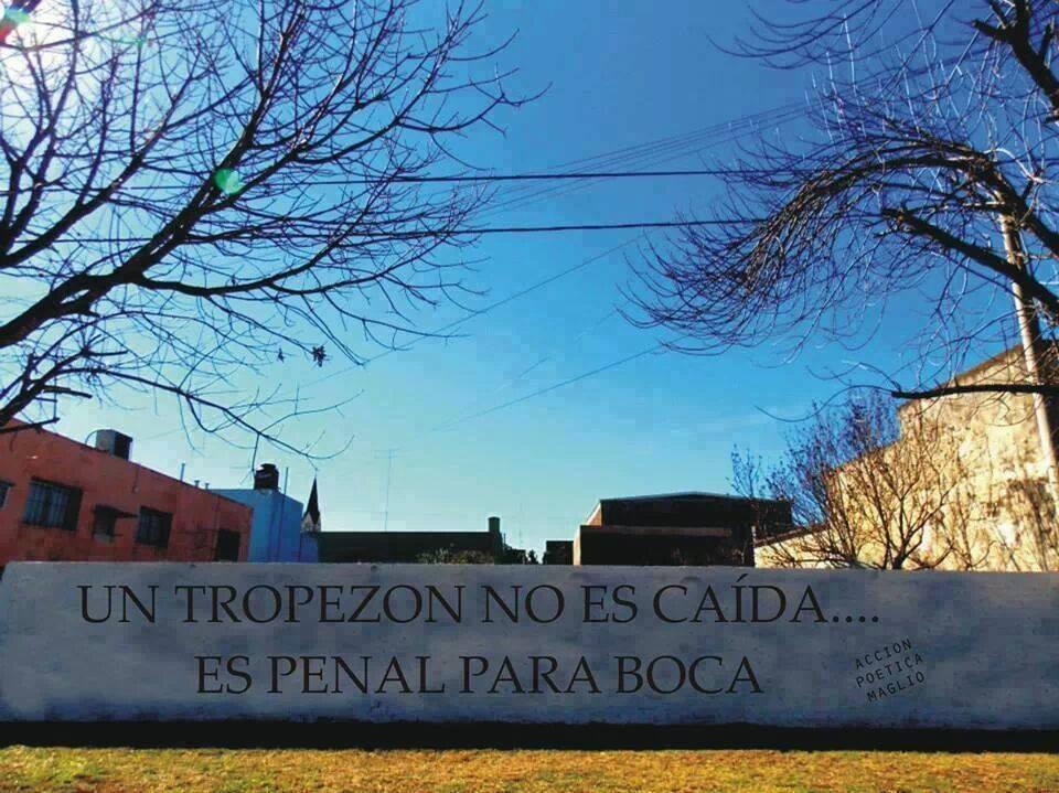 Thumbnail for #PenalParaBoca