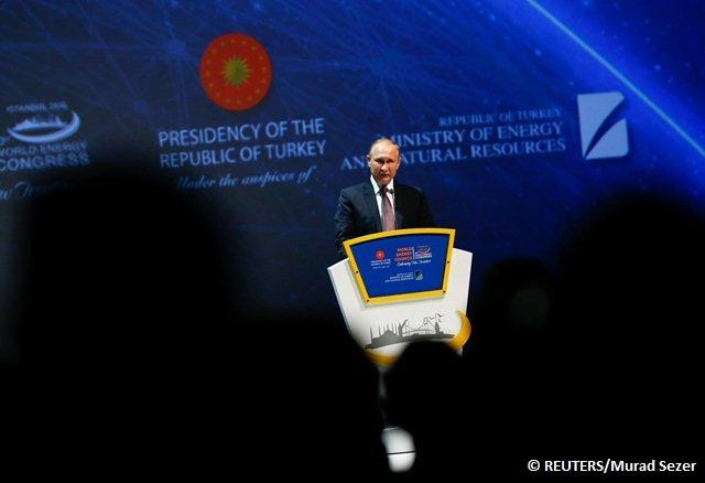 """Путин не верит в конец """"эры углеводородов"""" - Цензор.НЕТ 3304"""