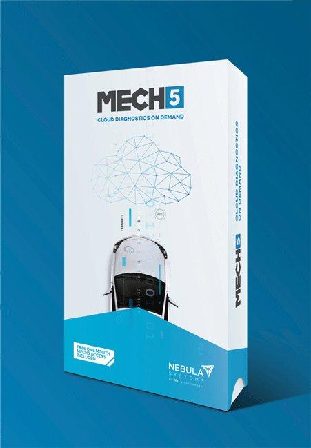 MECH5 VCI Professional Cloud Diagnostics On Demand