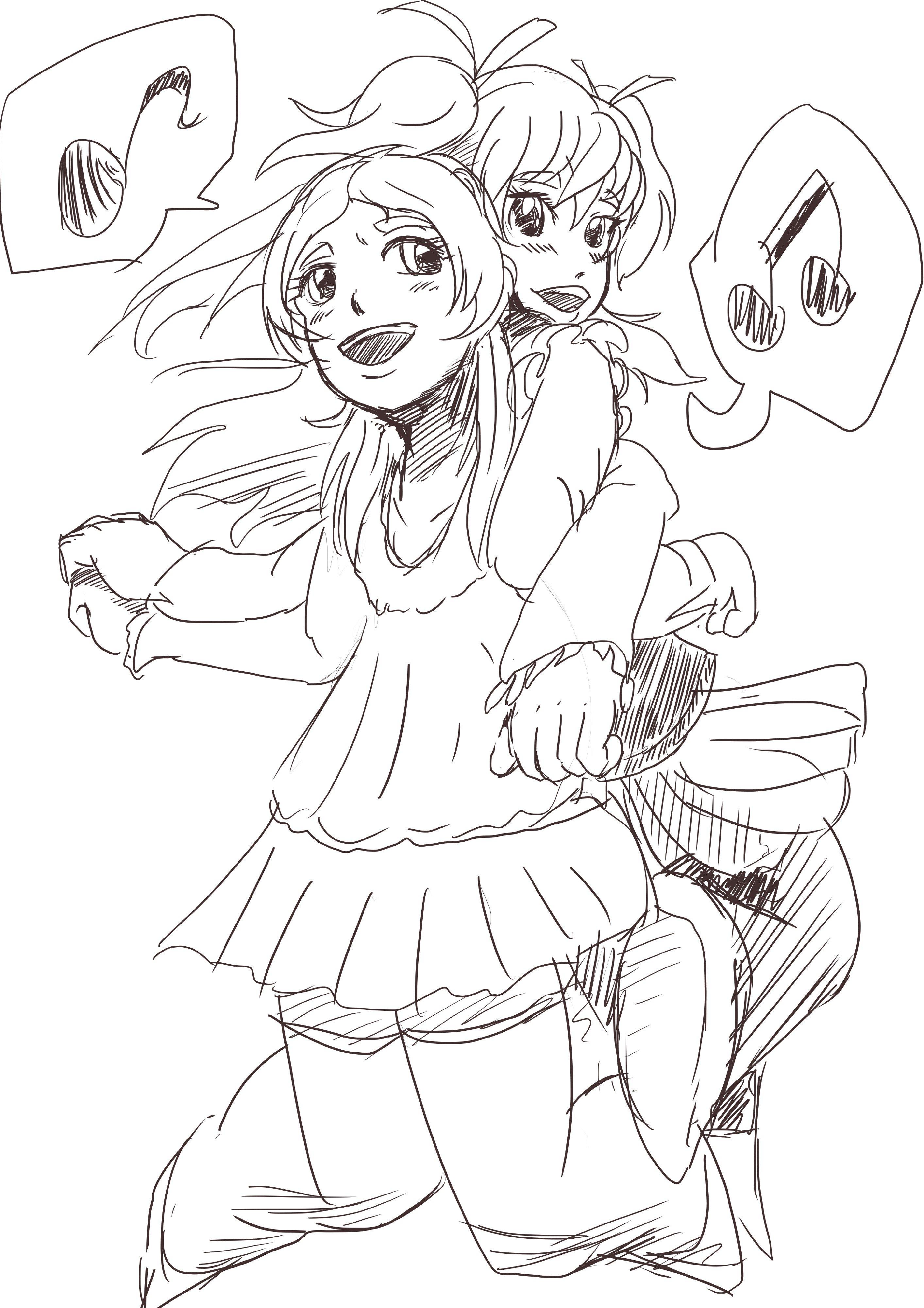 mamepotato@お絵描き版 (@mamepotato2)さんのイラスト
