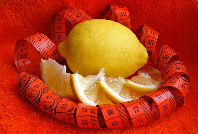 Диета лимонами для похудения