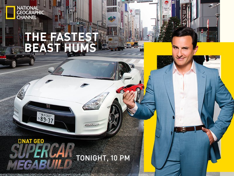 Nat Geo India On Twitter Watch Tonight S Episode Of Supercar Megabuild To Find Out If An Amped Up Nissan Gtr Can Touch The Speed Of A Bugatti Veyron Https T Co Xsolzk72vp