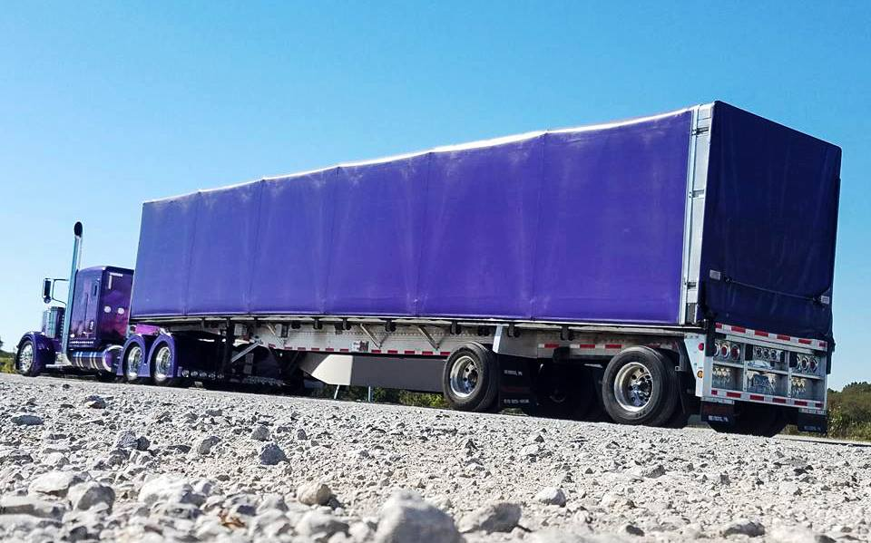 Owner Operator Sean McEndree lookin' large! #purplerain