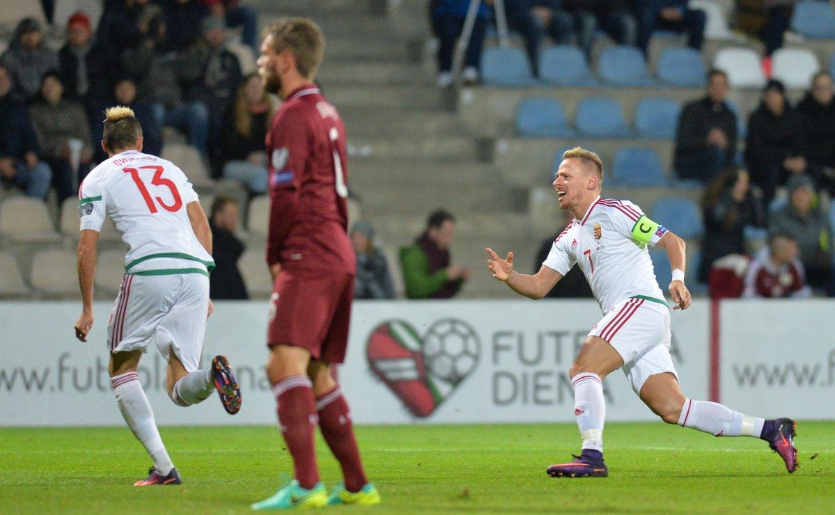 Video: Latvia vs Hungary
