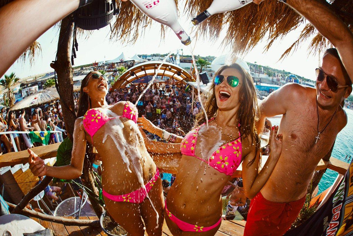 Картинки с вечеринок на пляже