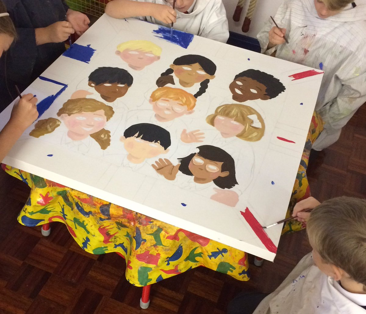 st thomas ce school on twitter more amazing artwork from our st thomas ce school on twitter more amazing artwork from our children we love our british values canvas shelaghmcn from y5 t co ljlwbo1hky
