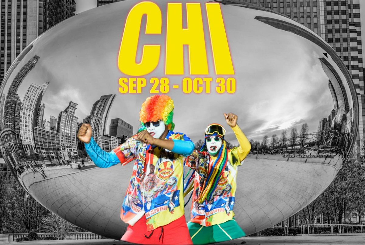 UniverSoul Circus is in Chicagoland now - Oct 30th! Buy your tickets here: https://t.co/S7aI5o33wX https://t.co/SDH60nQxqG