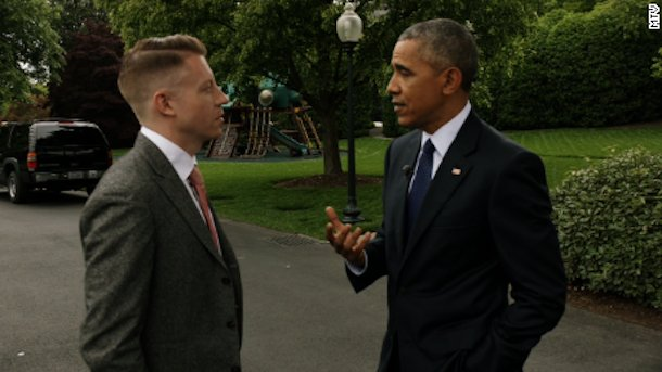 .@Macklemore and @POTUS talk drug addiction in a new @MTV documentary. Tune in tomorrow! https://t.co/4hluE5WZjG https://t.co/egtG04VLLR