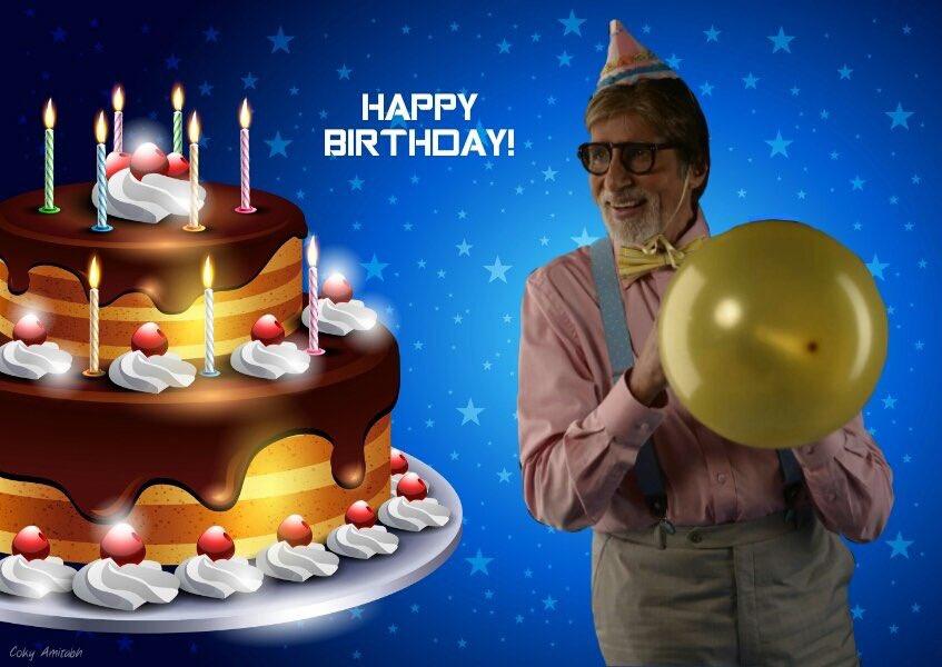 92 7bigfm Chandigarh On Twitter Happy Birthday Bigb From Team