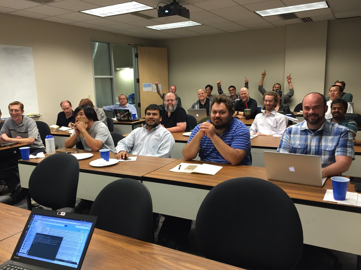 Holden Karau On Twitter Salt Lake City Spark Meetup Ibm Office In Ut Https T Co Kalrcmqfii