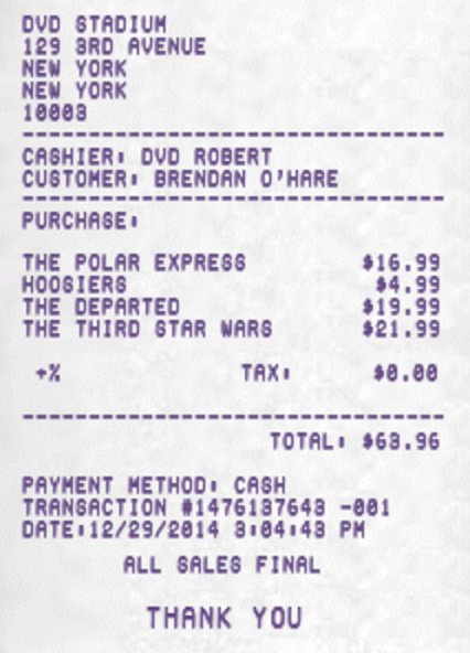 brendan o hare on twitter fool i use fake receipt generators to