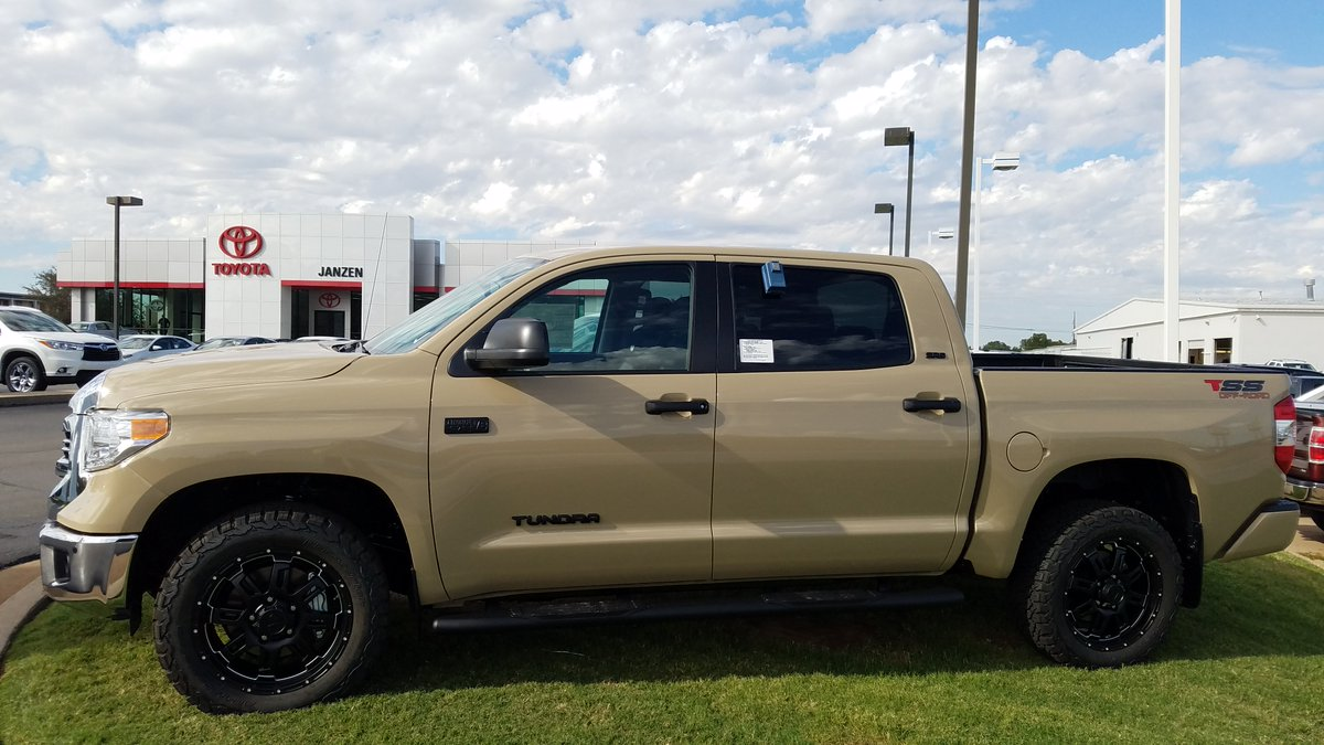 Janzen Toyota On Twitter Quot Check Out This Quicksand Toyota