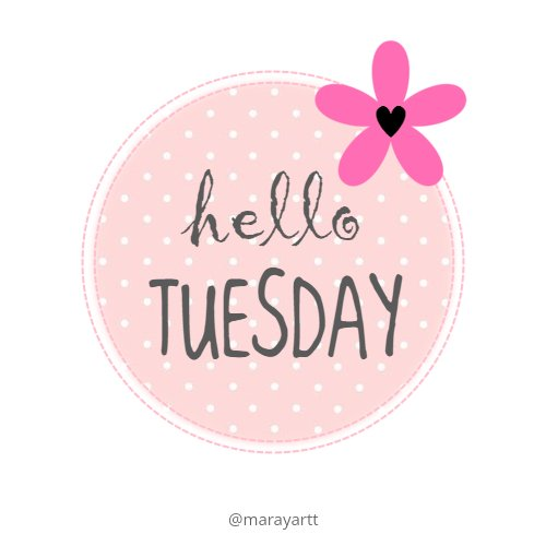 marayart on twitter hello tuesday pink pastel quotes quote