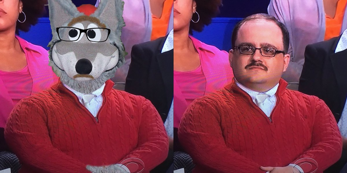 kc wolf on twitter decided on my halloween costume last night thank you kenbone18 kenbone debate kcwolf