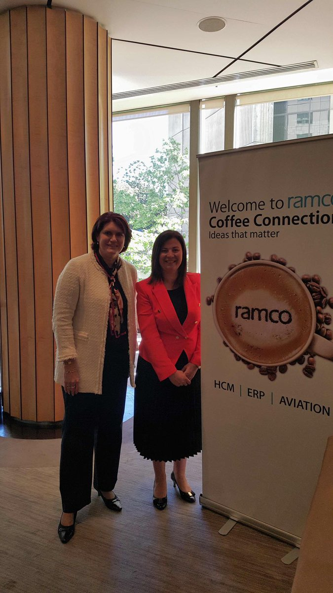 Round Table Tracy Ramco Systems On Twitter Thank You Tracy Aust Payroll Cara