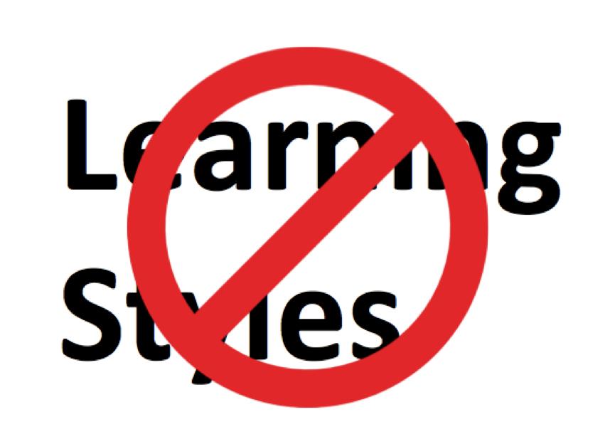 7 reasons why teachers believe (wrongly) in 'Learning Styles' #edtech #learningstyles https://t.co/xLIa2i1qV6 https://t.co/LlR4pkLLJW