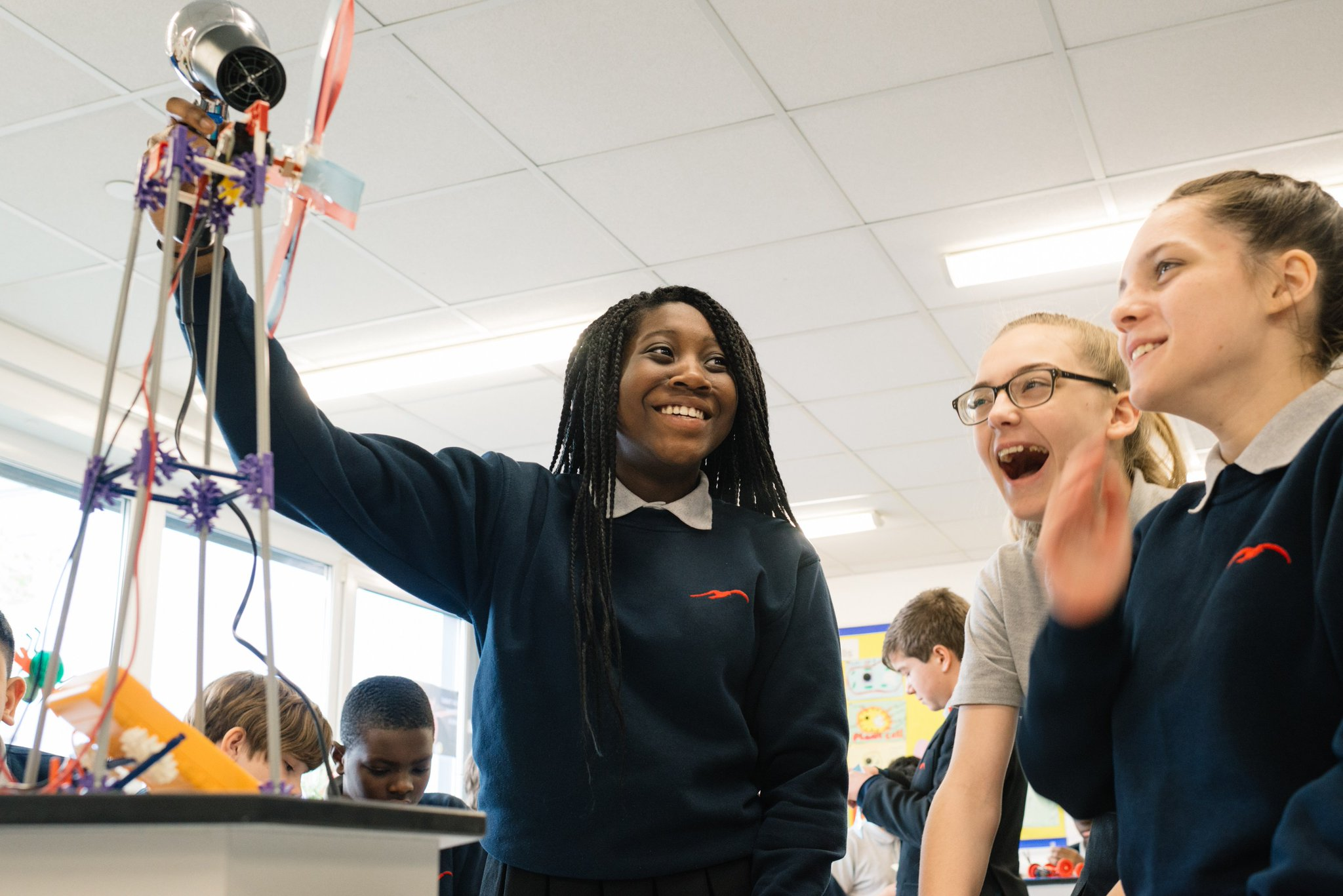 We're excited to be taking part in #TEWeek16 this week with @Tomorrows_Eng.  Find out more and join in! https://t.co/KJ6bMxpn4u https://t.co/Qm8MhDRcnn