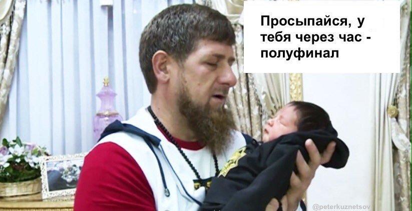 """Отец нокаутированного в Грозном мальчика: """"Не было никакого нокаута. Среди детей Кадырова не могло быть проигравших"""" - Цензор.НЕТ 3638"""