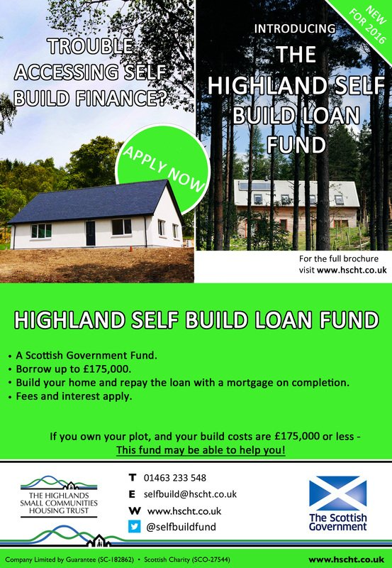 Scotframe On Twitter Information About The Highland Self Build