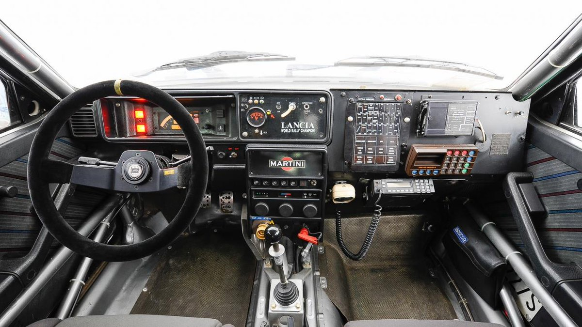 Image result for lancia delta integrale group a dash