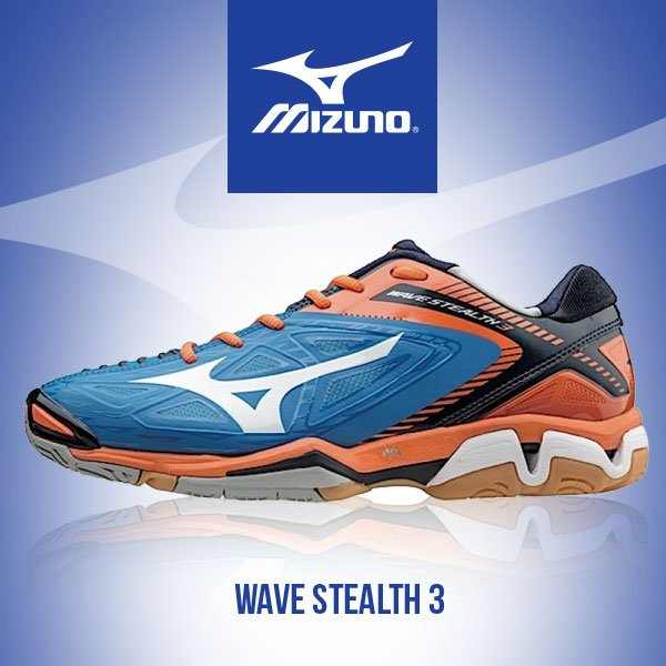 mizuno wave stealth 3 volleyball precio
