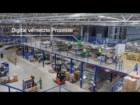 Dematic Europe On Twitter Baywa New Distribution Center In