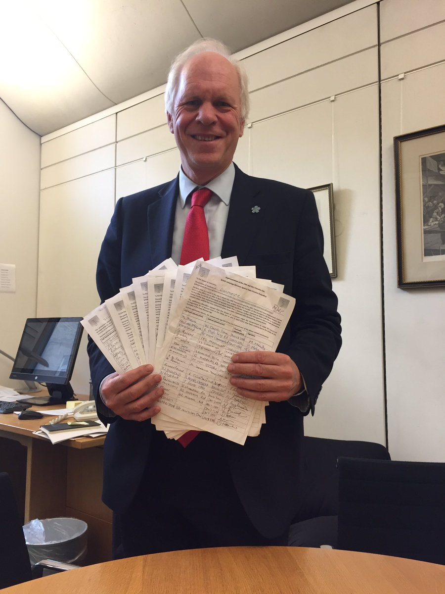 Getting ready to present local @WASPI_Campaign petition tonight in the House of Commons. Time Govt gave them justice https://t.co/ctQre5qIdJ