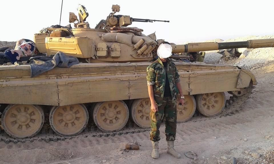 الوحش الفولاذي لدى قوات الجيش السوري .......الدبابه T-72  - صفحة 3 CufSBljXYAAd2Js