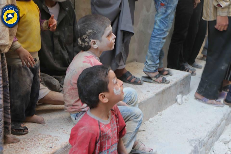 """أخر الاخبار والمستجدات جمعة """" انصـروا حلب الشهـداء """" 7-10 - صفحة 5 CufXLijWgAAOs5k"""