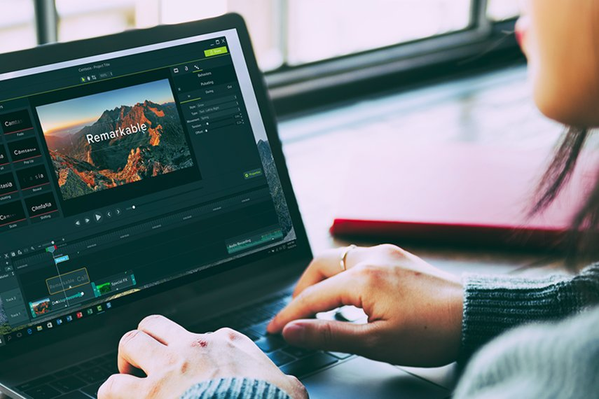 The new Camtasia is here! Read all about it here! https://t.co/KVKKFZVpbA https://t.co/LW6VHmWGac